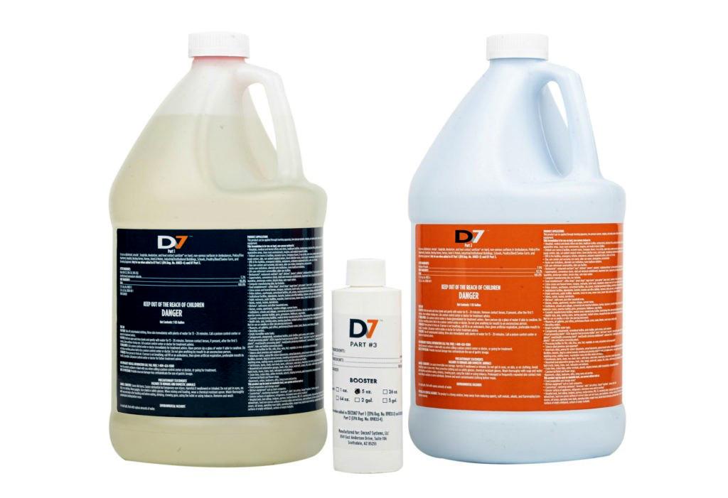 D7 Decontaminant
